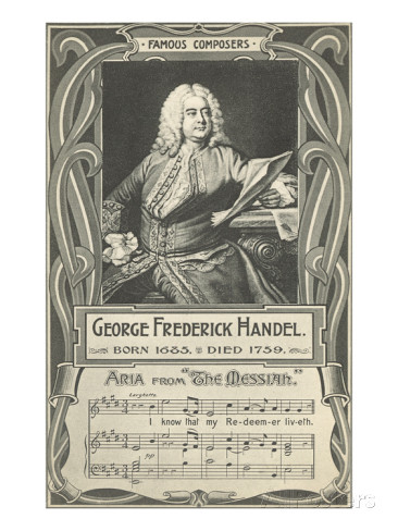 george frideric handel the famous composer essay