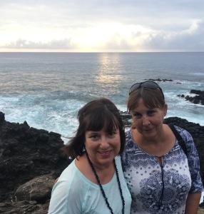 Dana and Paula